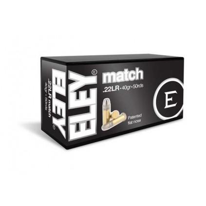 Eley Match, 50 stk