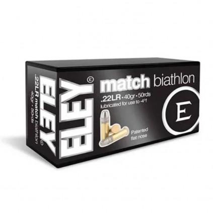 Eley Match Biathlon, 50 stk