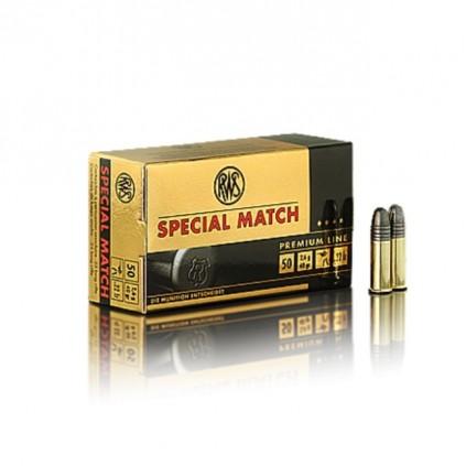 RWS Special Match, 50 stk