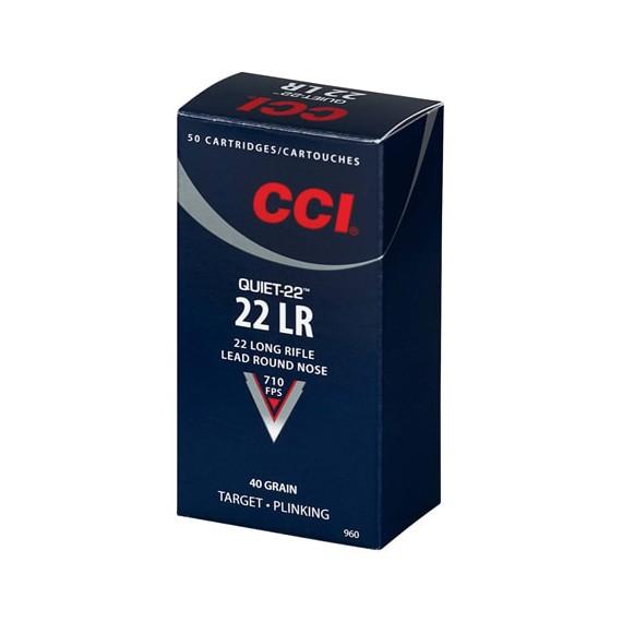 CCI Quiet, 50 stk