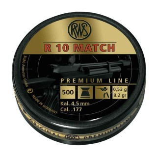 RWS R10 Match, 5000 stk