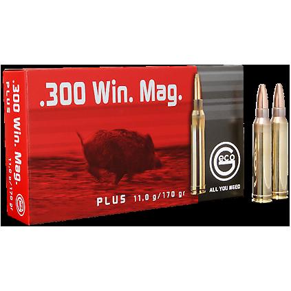 Geco Plus 308 Win, 170 gr/11,0 g, 20 stk