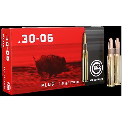 Geco Plus 30-06, 170 gr/11,0 g, 20 stk