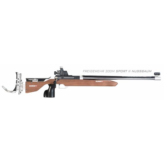 Bleiker frigevær 300m ISSF med nøttetrestokk